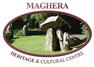 Maghera Heritage and Cultural Centre , Dolmen Logo