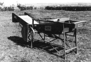 1950s Potato Sorter
