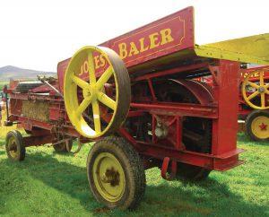 Jones Baler