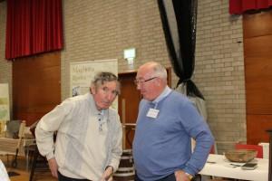 George Shiels and Raymond McNamee
